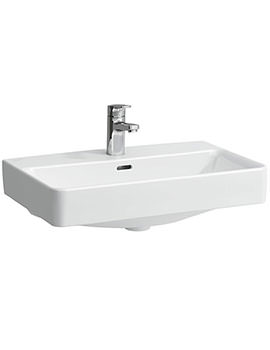 Laufen Pro A 600 x 380mm Compact Basin With Undersurface Ground
