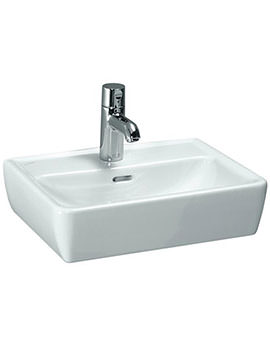Laufen Pro A 450 x 340mm Basin With Ground Base