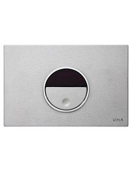 VitrA Pro Photocelled Control Panel For Regular Frame - Shinny Chrome