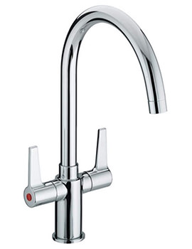 Bristan Design Utility Lever Kitchen Sink Mixer Tap
