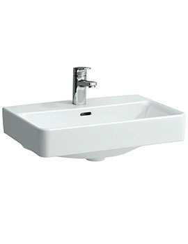 Laufen Pro A 580mm x 380mm Compact Basin With Undersurface Ground
