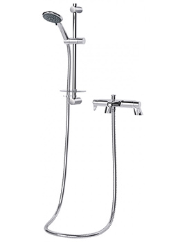 Triton Eden Bath Shower Mixer With Shower Kit
