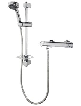 Triton Dene Eco Bar Mixer Shower Set