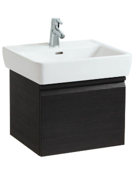 Laufen Pro 470mm Single Drawer Wenge Vanity Unit With 1 Interior Drawer
