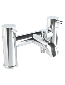 VitrA Minimax S Deck Mounted Bath Shower Mixer Tap