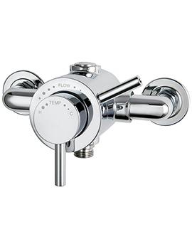 Triton Elina Exposd Concentric Mixer Shower Valve