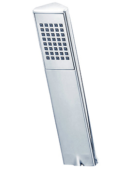 Triton Ella Single Spray Showerhead Chrome Plated