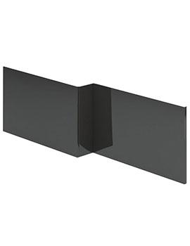 Essential Nevada 1700mm MDF L Shape Front Bath Panel
