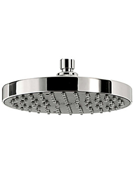 Triton Isabel 203mm Fixed Shower Head Chrome