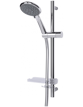 Triton Kian Slender 8000 Series Mixer Shower Kit Chrome