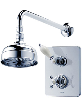 Triton Avon Chrome Dual Control Shower Mixer