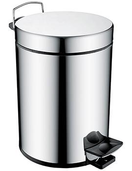 Bristan 5 Litres Pedal Waste Bin