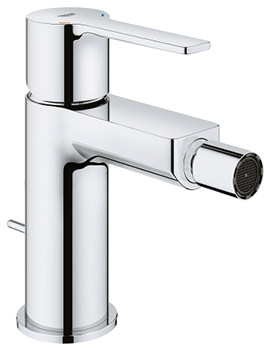 Grohe Lineare S-Size 1/2 Inch Bider Mixer Tap With Pop-Up Waste