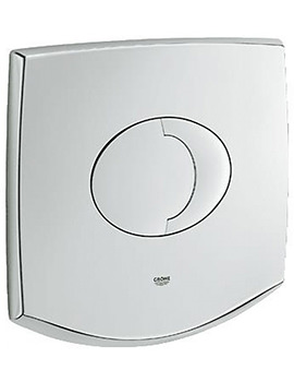 Grohe Chiara And Sentosa Wall Mounted Flush Plate
