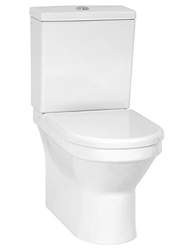 VitrA S50 Close Coupled 655mm WC Pan