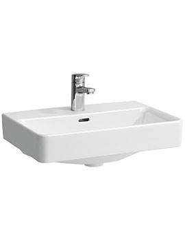 Laufen Pro A 600 x 480mm One Tap Hole Basin