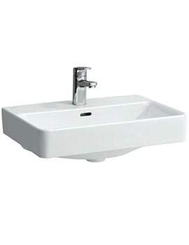 Laufen Pro S 550mm x 380mm Compact Basin With One Tap Hole
