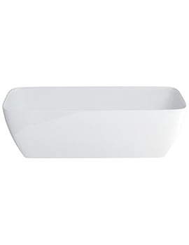 Clearwater Vicenza Grande ClearStone Freestanding Bath 1800 x 800mm