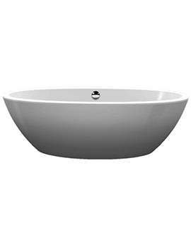 Saneux Dolce 1900 x 940mm Freestanding Tub With Waste