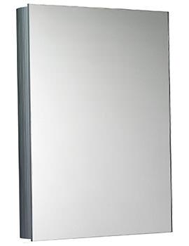 Saneux Ice 500mm Single Door Mirror Cabinet