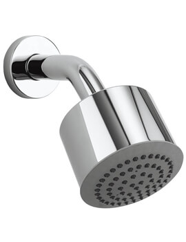 Crosswater Reflex Single Mode Shower Head With Arm