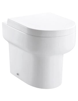 Pura Duro Back To Wall WC Pan 500mm