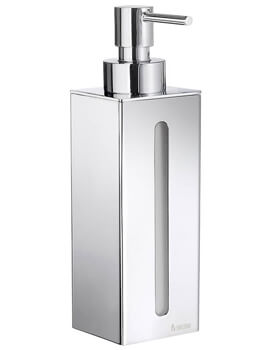 Smedbo Outline Soap Dispenser With Container