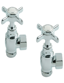 Heritage Pair of Traditional Valves