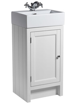 Roper Rhodes Hampton 420mm Cloakroom Unit With Basin