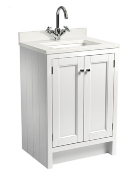 Roper Rhodes Hampton 586 x 835mm Vanity Unit