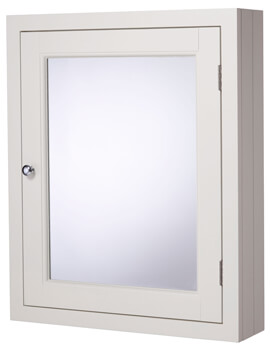 Roper Rhodes Hampton 565mm Single Door Mirror Cabinet