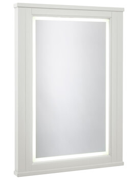 Roper Rhodes Hampton 600 x 700mm LED Illuminated Mirror