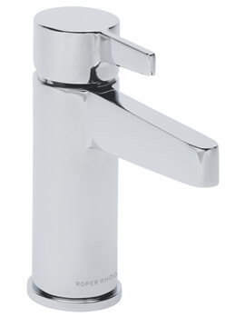 Roper Rhodes Aim Chrome Basin Mixer Tap With Click Waste