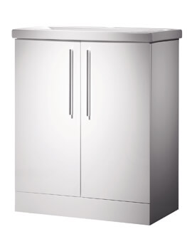 Roper Rhodes Envy 700mm 2 Door Freestanding Unit With Basin