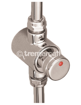 Tre Mercati Capri Non Concussive Exposed Shower Valve
