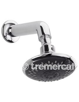 Tre Mercati No 7 Shower Kit George Head With Millennium Arm