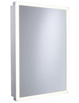 Roper Rhodes Extend 500mm Single Door Recessed Cabinet