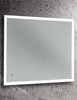 Roper Rhodes Leap 600 x 800mm LED Illuminated Mirror