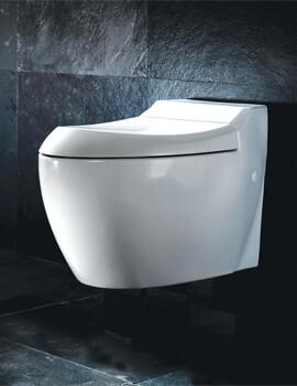 Silverdale Windsor Wall Mounted WC Pan