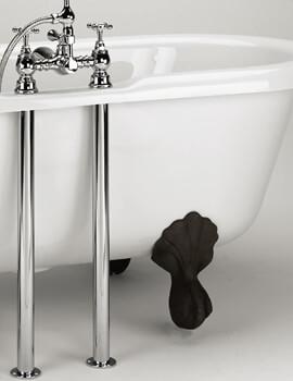 Bristan Chrome Bath Shroud Covers