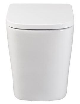 Duravit Durastyle 570mm Floor Standing Back To Wall Toilet