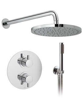 Vado Celsius Thermostatic Shower Valve With Kit