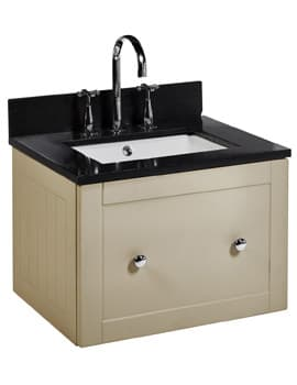 Frontline Holborn 600mm Wall-Hung Vanity Unit