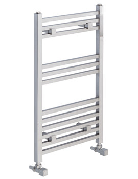 Frontline Chic 450mm Wide Heated Towel Rail
