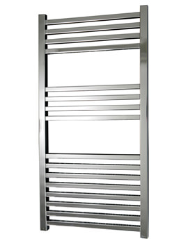 Frontline Olympus 450 x 900mm Designer Heated Towel Rail
