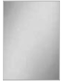 HIB Aura 50 LED Illuminated Mirror 500 x 700mm