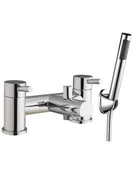 Frontline Aquaflow Petit Bath Shower Mixer Tap