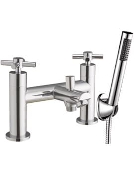 Frontline Aquaflow Fusion X Bath Mixer Shower Tap