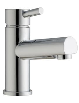 Frontline Aquaflow Petit Mini Basin Mixer Tap With Sprung Waste
