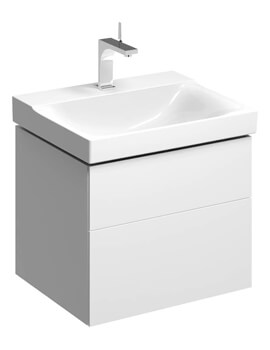 Geberit Xeno2 Double Drawers Vanity Unit